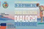 """""""Dialoghi per ripartire"""": a Vibo torna il Festival Leggere&Scrivere"""