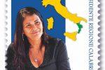Calabria, Poste Italiane dedica un francobollo commemorativo a Jole Santelli