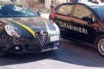 Estorsione a bancarotta in Emilia, arrestati due crotonesi