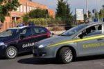 'Ndrangheta, preparavano un omicidio: perquisizioni in tutta Italia. 5 fermi a Reggio e Vibo