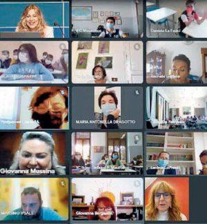 """Noi Magazine, una """"classe"""" virtuale tra Sicilia e Calabria"""