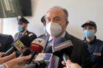"Droga a Catanzaro, 21 arresti, Gratteri: ""Interi quartieri controllati da due famiglie"""