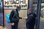 Green pass alla Hitachi Rail di Reggio, nessun problema. Una settantina senza carta verde