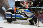 Il nuovo veicolo ecologico Bmw CE04 al servizio delle autorità