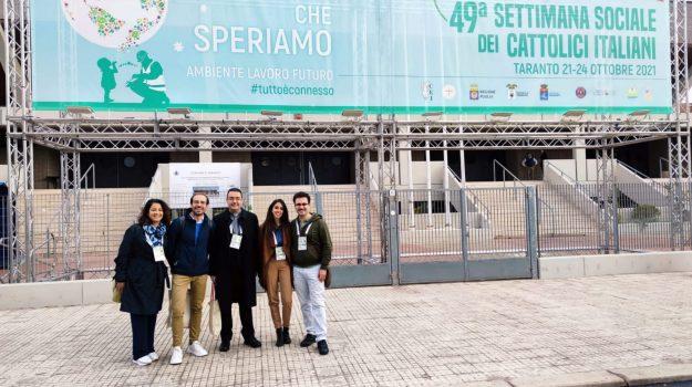 """Ambiente, anche Messina a Taranto per il """"Pianeta che speriamo"""" FOTO"""