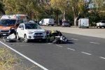 Scontro tra un Suv e una moto a Pozzallo: morto 26enne di Modica