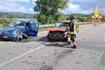Incidente stradale tra Decollatura e Soveria, 2 feriti trasportati in elisoccorso in ospedale
