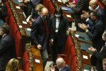 """Il ritorno di Enrico Letta alla Camera: """"Un onore essere di nuovo in Aula"""""""