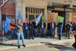 Aggressione agenti Polfer a Lamezia, sit-in dei sindacati: servono taser e uomini