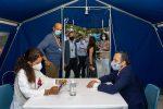 Vaccini lenti a Messina, almeno due mesi per l'immunità