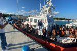 Migranti, le pessime condizioni meteo frenano gli sbarchi a Roccella