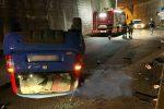Tragedia a Taormina, schianto notturno in galleria: muoiono due giovani di 35 e 32 anni di Messina