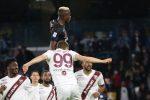 Osimhen porta il Napoli in volo, la Juve stende la Roma con Kean, Atalanta forza 4 a Empoli