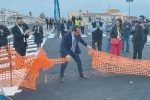 Sul ponte di Calderà si va allo scontro tra Barcellona e Città Metropolitana