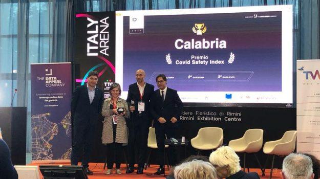 covid, premio, regione calabria, turismo, Calabria, Politica