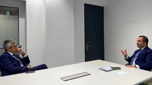 aeroporto, reggio calabria, Fabio Lazzerini, Francesco Cannizzaro, Reggio, Politica