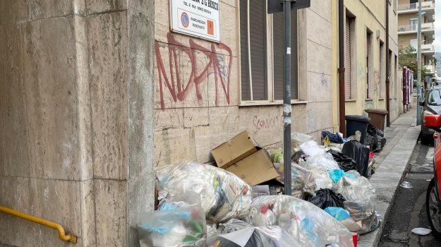 reggio calabria, rifiuti, Reggio, Cronaca