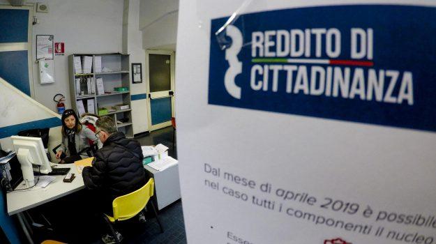 reddito cittadinanza, reggio calabria, Reggio, Cronaca
