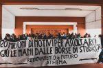 Rimborso dei servizi non fruiti durante il lookdown, sit-in degli universitari a Rende