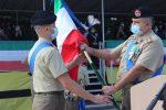 """Cambio al comando del 24° """"Peloritani"""": Umberto Curti succede al Col. Salvatore Russo"""