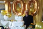 San Marco Argentano, nonno Paolo spegne 100 candeline