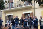 Sant'Onofrio, netta chiusura alla discarica LE FOTO DEGLI ELETTI