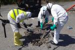 Vibo, sorgenti radioattive sotto il manto stradale: indaga la Procura