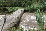 Maltempo, strade chiuse tra Sant'Angelo di Brolo e Piraino: off limits l'accesso sulla A20