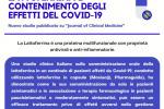 Studio clinico, la lattoferrina contiene gli effetti del Covid-19
