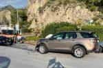 Taormina, scontro tra auto all'altezza di Capo Taormina: due feriti
