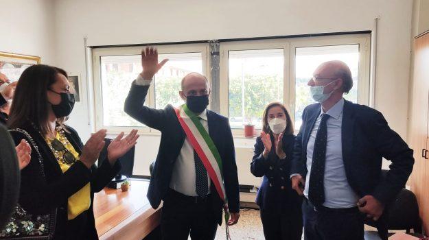 proclamazione sindaco, terme vigliatore, Bartolo Cipriano, Messina, Politica