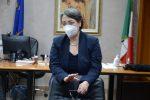 Il commissario dell'Asp di Vibo, Maria Bernardi
